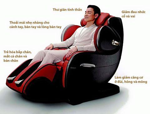 Cho thue ghe massage